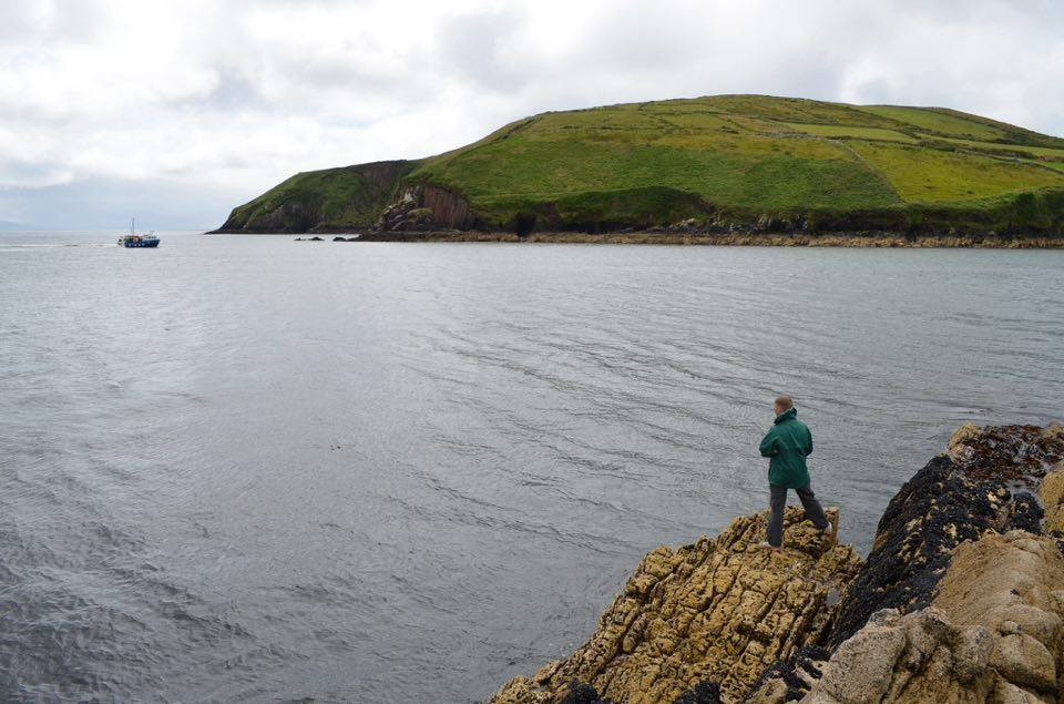 Fishing On The Dingle Peninsula gallery image