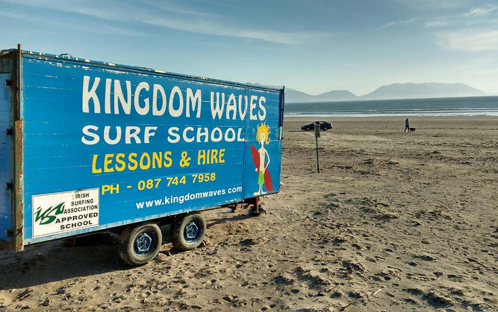 Kingdom Waves at Inch